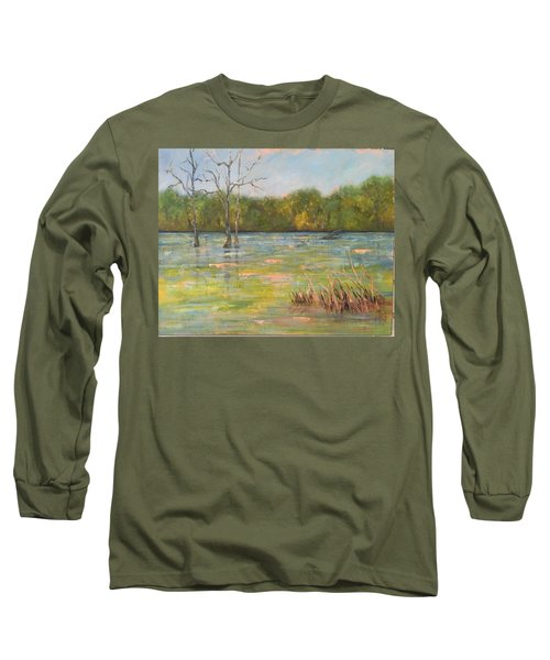 Lion's Den Marsh 3 Long Sleeve T-Shirt