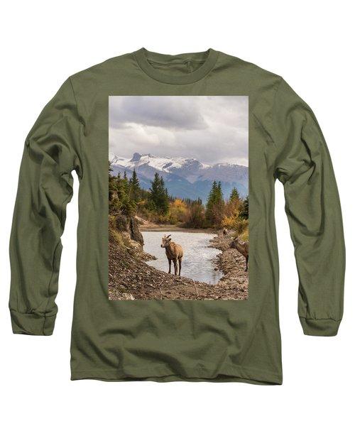 Little Bighorn Long Sleeve T-Shirt