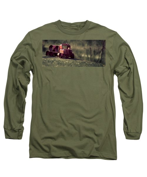 Little Engine That Could Long Sleeve T-Shirt