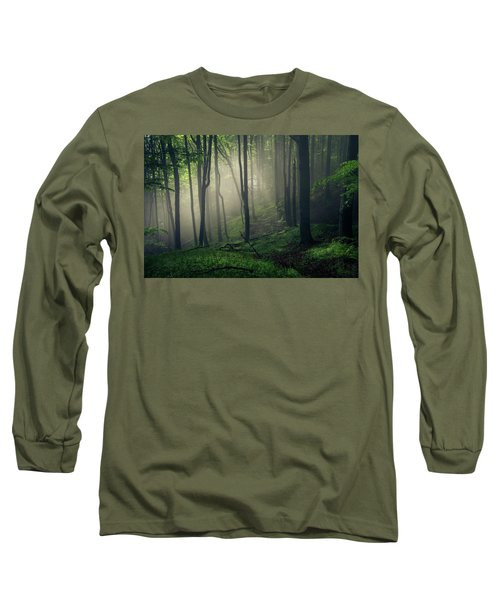Living Forest Long Sleeve T-Shirt