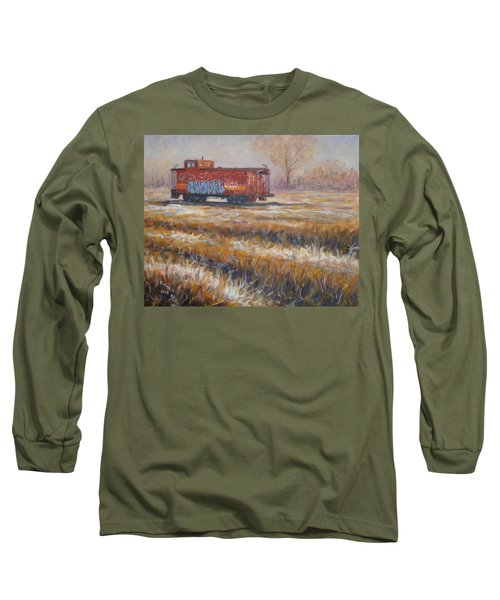 Lonely Caboose #2 Long Sleeve T-Shirt