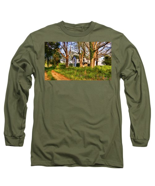 Lost And Abandoned  Long Sleeve T-Shirt