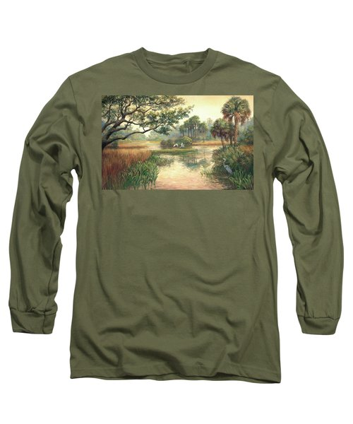 Low Country Morning Long Sleeve T-Shirt