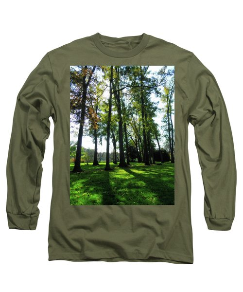 Lulling In The Day Long Sleeve T-Shirt