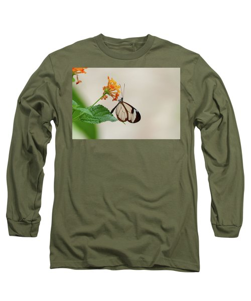 Long Sleeve T-Shirt featuring the photograph Made Of Glass by Anjo Ten Kate