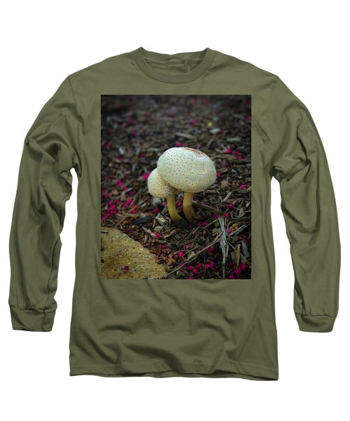 Magical Mushrooms Long Sleeve T-Shirt