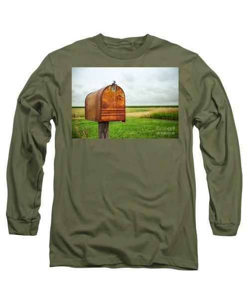 Mailbox  Long Sleeve T-Shirt