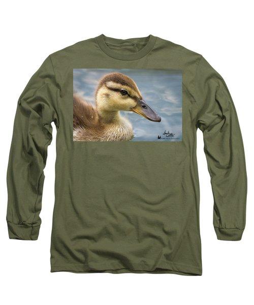 Mallard Duckling Long Sleeve T-Shirt