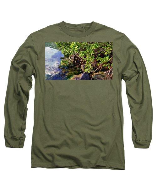 Mangrove Bath Long Sleeve T-Shirt