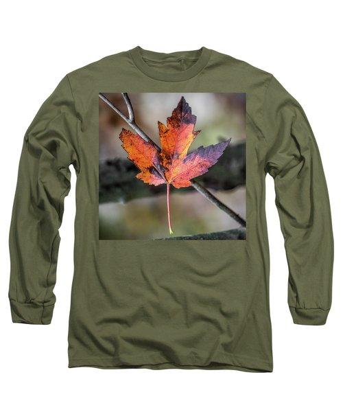 Maple 1 Long Sleeve T-Shirt
