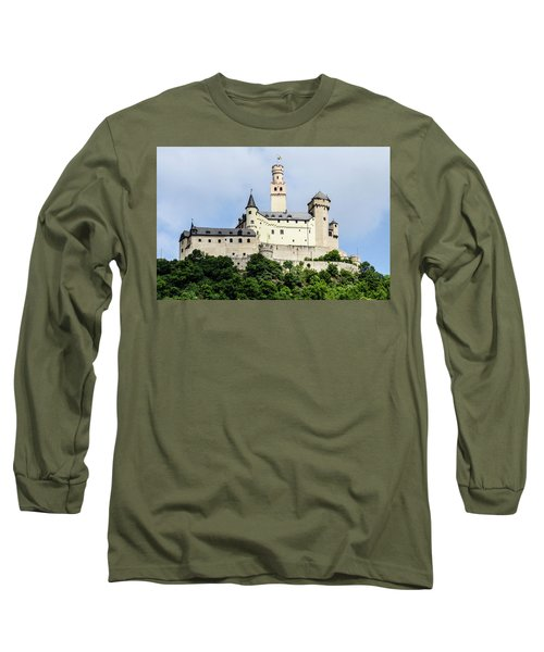 Marksburg Castle Long Sleeve T-Shirt