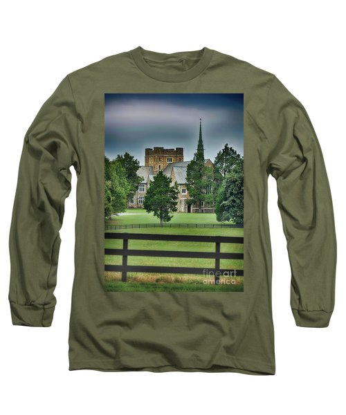 Mary Hall, Berry College Long Sleeve T-Shirt