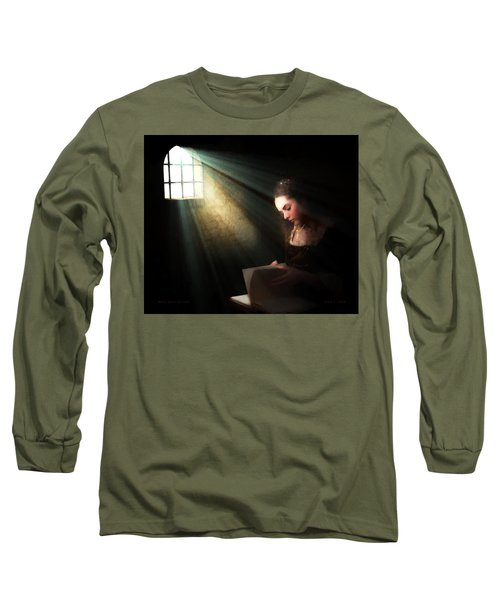 Mary, Queen Of Scots Long Sleeve T-Shirt