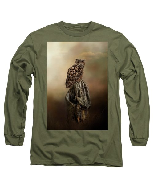 Master Of The Forest Long Sleeve T-Shirt