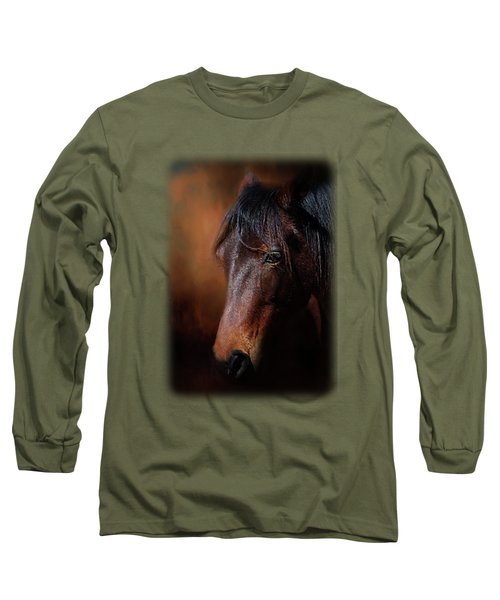 May Luna Long Sleeve T-Shirt
