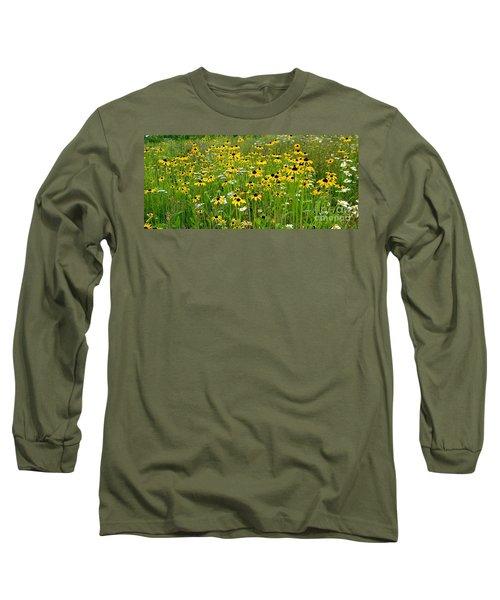 Meadow Flowers 1 Long Sleeve T-Shirt
