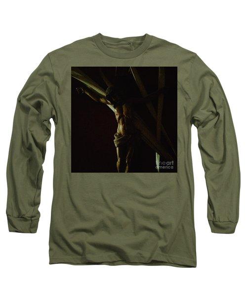 Measuring Up To Jesus Long Sleeve T-Shirt