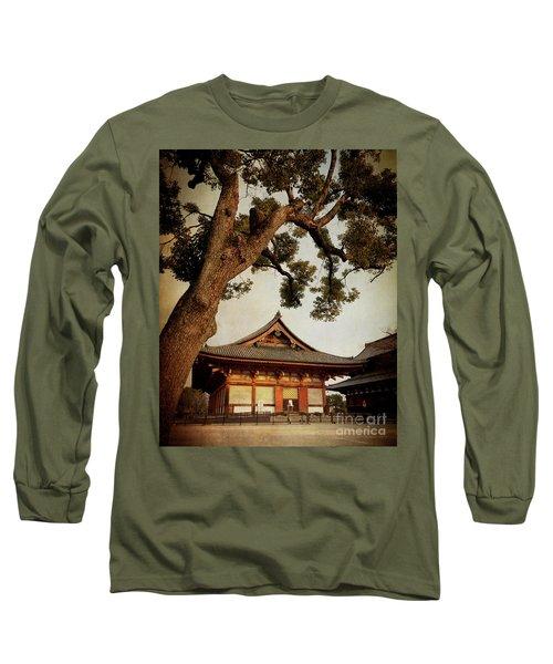 Memories Of Japan 3 Long Sleeve T-Shirt