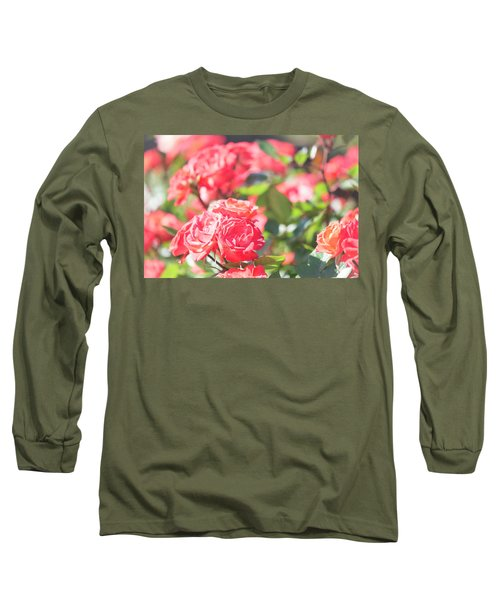 Long Sleeve T-Shirt featuring the photograph Memories Of Spring by Alex Lapidus