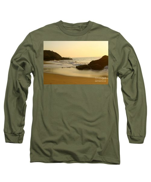 Mexico Sunset Long Sleeve T-Shirt