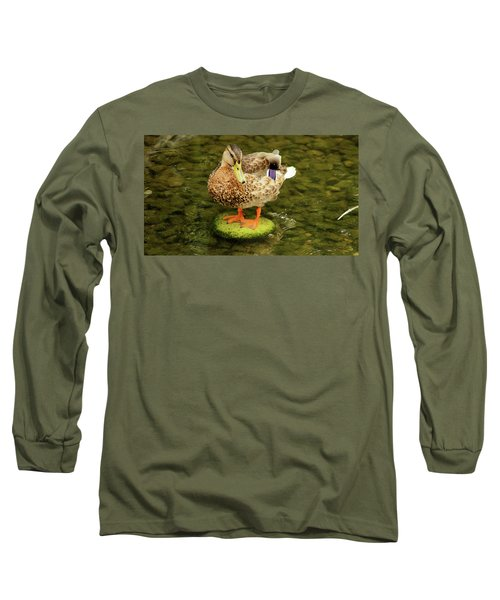 M'i Pad Long Sleeve T-Shirt