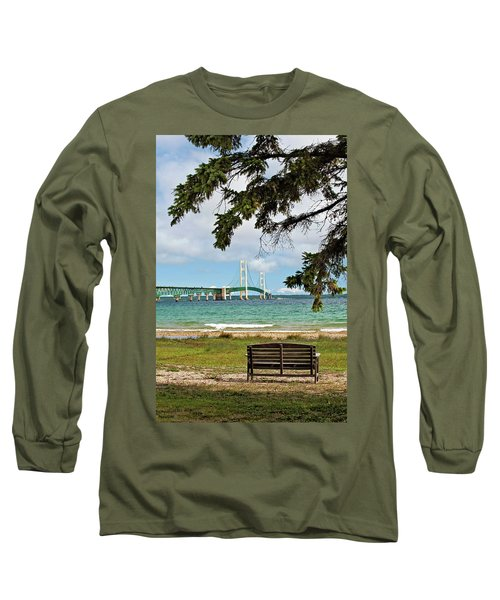 Mighty Mac Long Sleeve T-Shirt