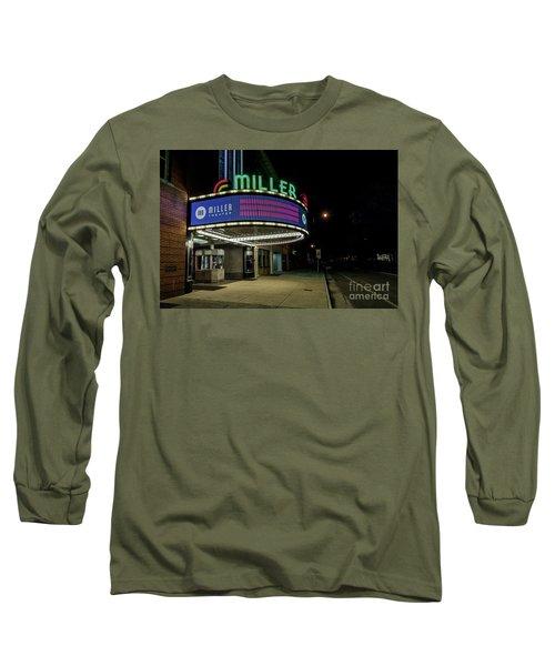 Miller Theater Augusta Ga 2 Long Sleeve T-Shirt