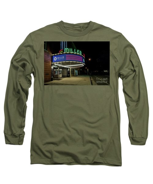 Miller Theater Augusta Ga 2 Long Sleeve T-Shirt