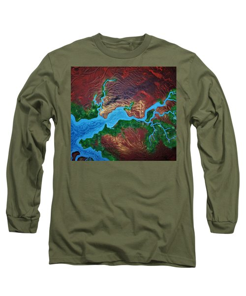 Mission River Long Sleeve T-Shirt