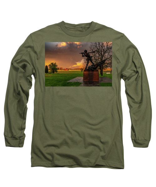 Mississippi Storm Long Sleeve T-Shirt