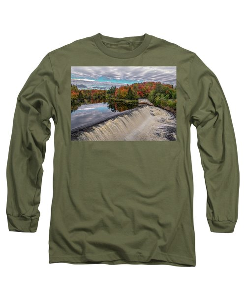 Montmorency Falls Long Sleeve T-Shirt