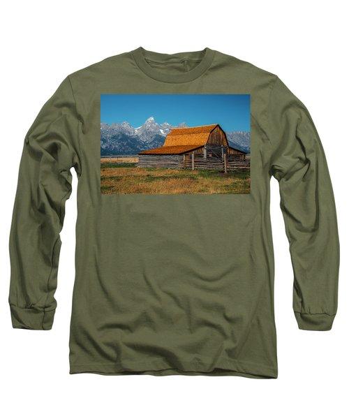 Mormons Barn 3779 Long Sleeve T-Shirt