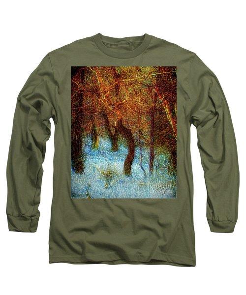 Morning Worship Long Sleeve T-Shirt