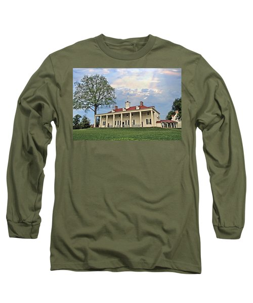 Mount Vernon Long Sleeve T-Shirt