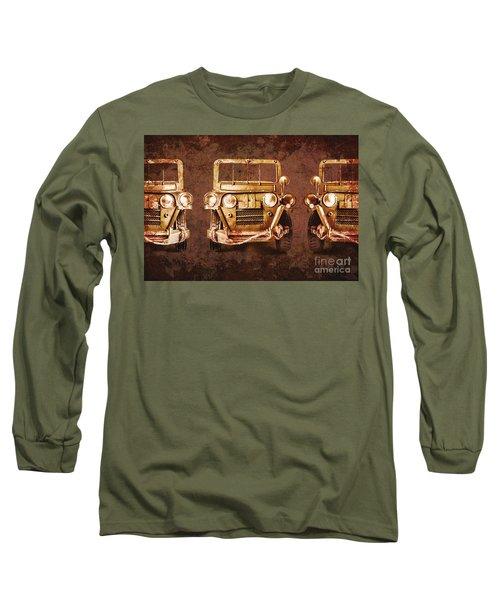 Mud Adventure Long Sleeve T-Shirt