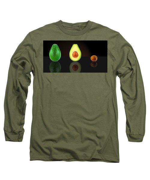 My Avocado Dream Long Sleeve T-Shirt