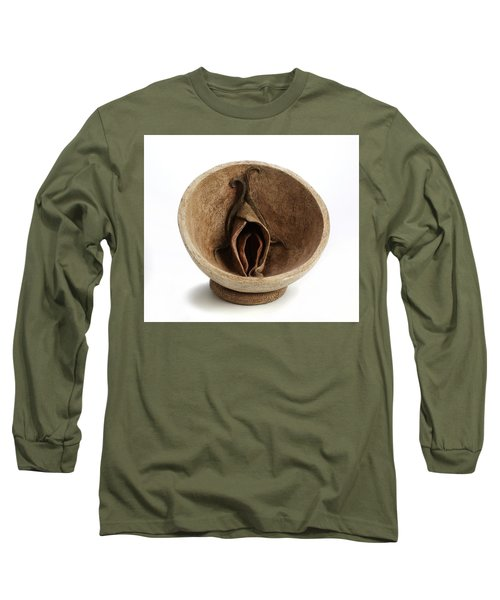 My Privates Long Sleeve T-Shirt