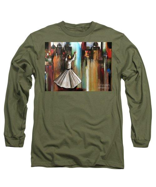 Mystical Journey  Long Sleeve T-Shirt