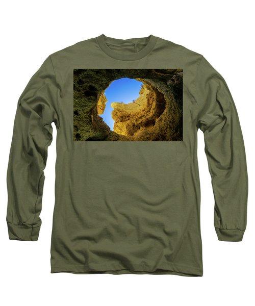 Natural Skylight Long Sleeve T-Shirt