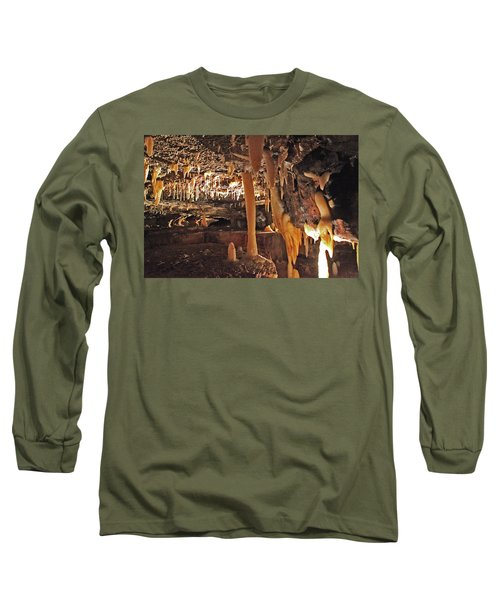 Natural Tunnel Long Sleeve T-Shirt