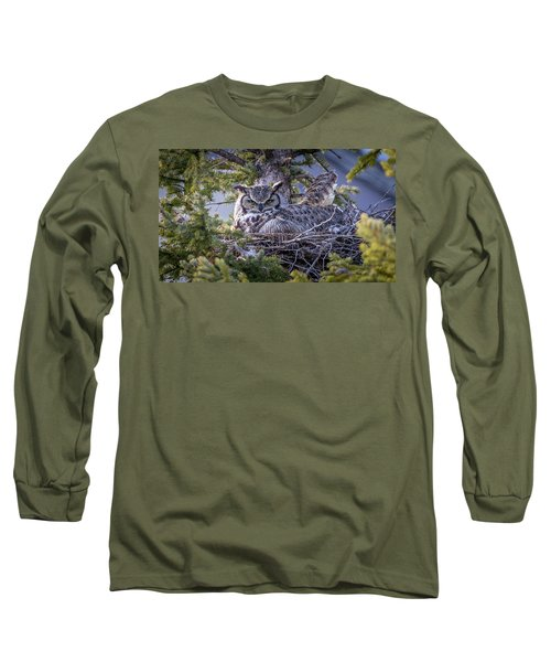 Naturally Patient  Long Sleeve T-Shirt