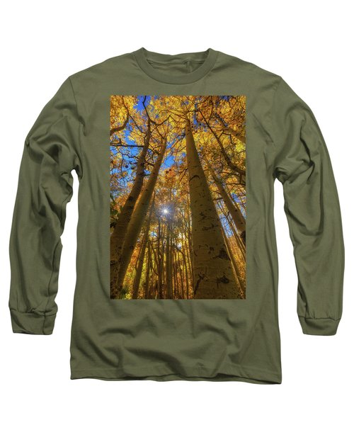 Natures Gold Long Sleeve T-Shirt