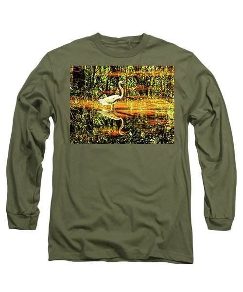 Nature's Mirror Long Sleeve T-Shirt