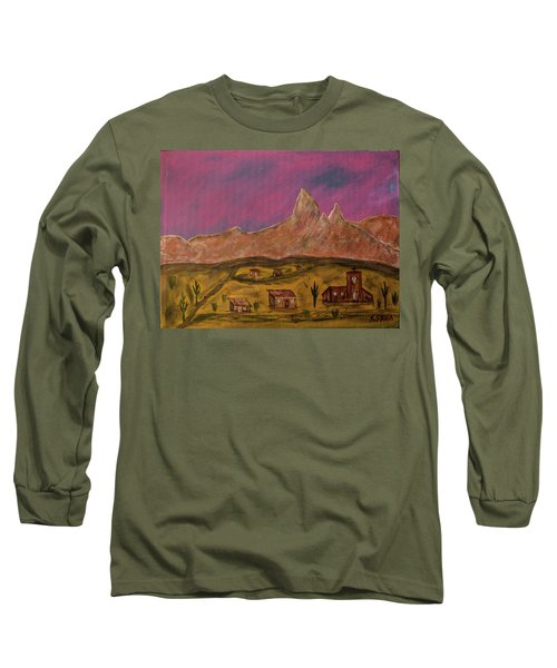 New Mexico True Long Sleeve T-Shirt