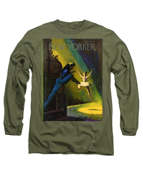 New Yorker November 3, 1951 Long Sleeve T-Shirt