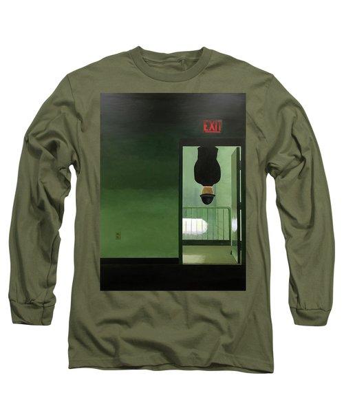 No Exit Long Sleeve T-Shirt