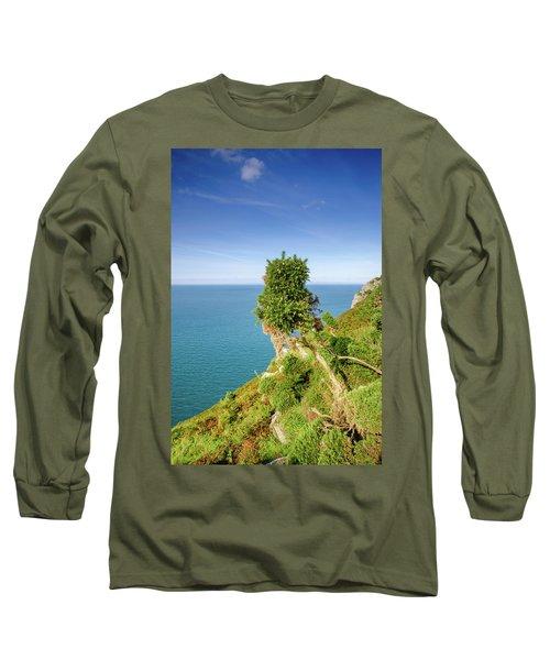 North Devon Coast Long Sleeve T-Shirt