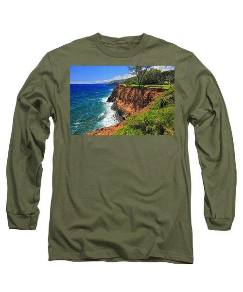 North Hawaii View Long Sleeve T-Shirt