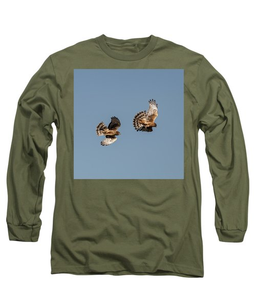 Northern Harriers 7 Long Sleeve T-Shirt