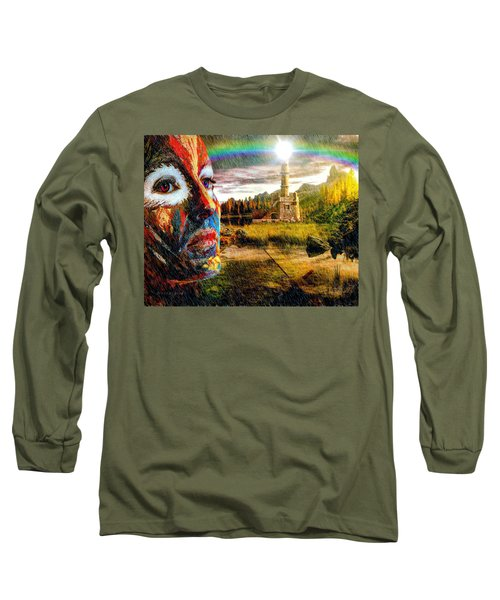 Nostalgia Long Sleeve T-Shirt